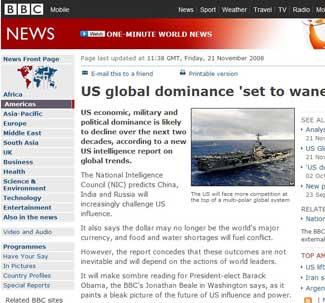 US global dominance