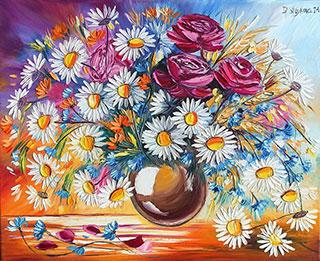 Онлайн изложба: Цветя за Цветница