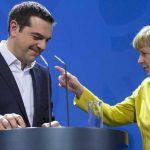 Желязната Фрау Меркел сложи край на гръцката постановка, превърнала се от водевил в драма
